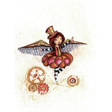 Miss steampunk ange
