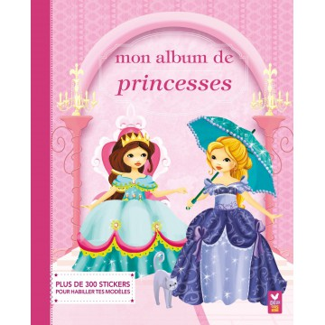 photo de Mon album de princesses