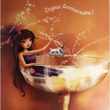 Joyeux anniversaire Champagne