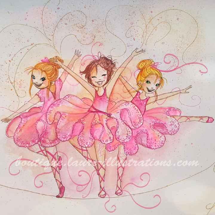 C32 :: Danseuses nouvelle an