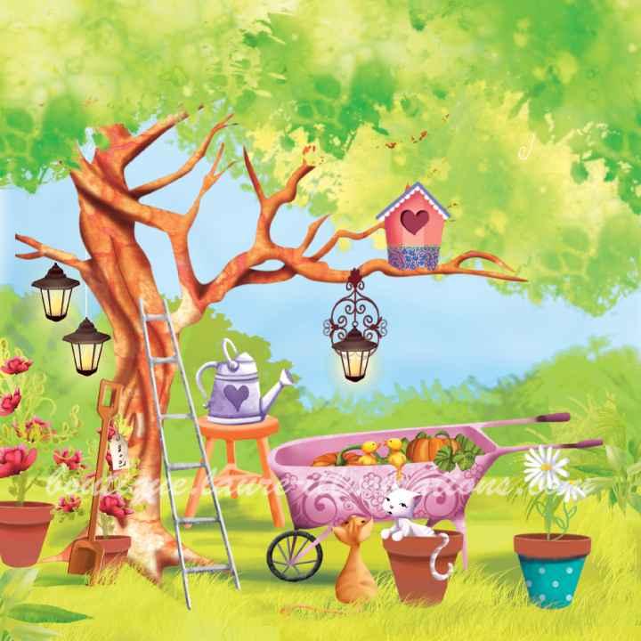 C36 :: Jardin