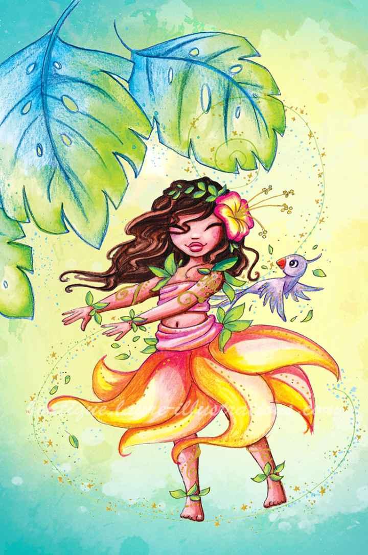 E06 :: Miss Tahiti - Vertical