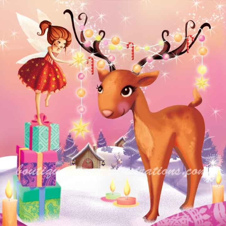 A58 :: Noël - Fée