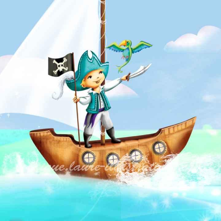 C40 :: Pirate