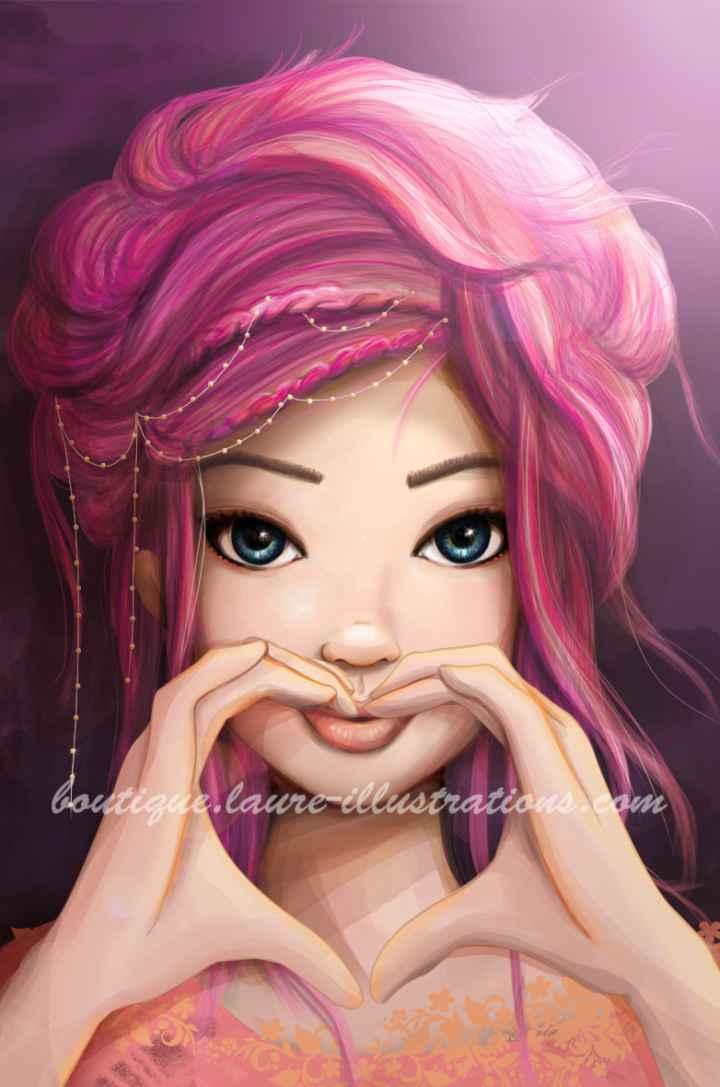 Princesse des roses