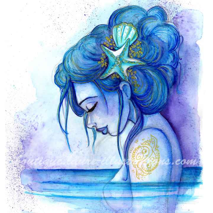 C87 :: Sirène fantaisie